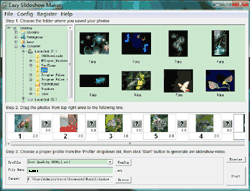 Easy Slideshow Maker Screenshot