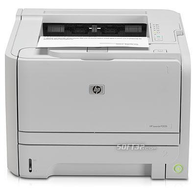 HP P2035 Laser Printer Driver Screenshot 2