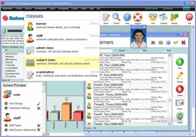 TS School Screenshot 2