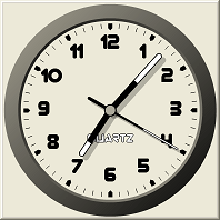 Desktop Clock-7 Screenshot 1