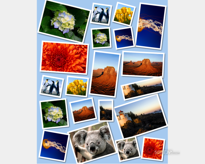 CollageIt Screenshot 2