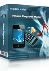 mediAvatar iPhone Ringtone Maker Screenshot 1