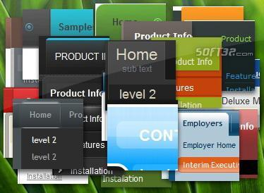 jQuery Menu ApMenu Screenshot 2