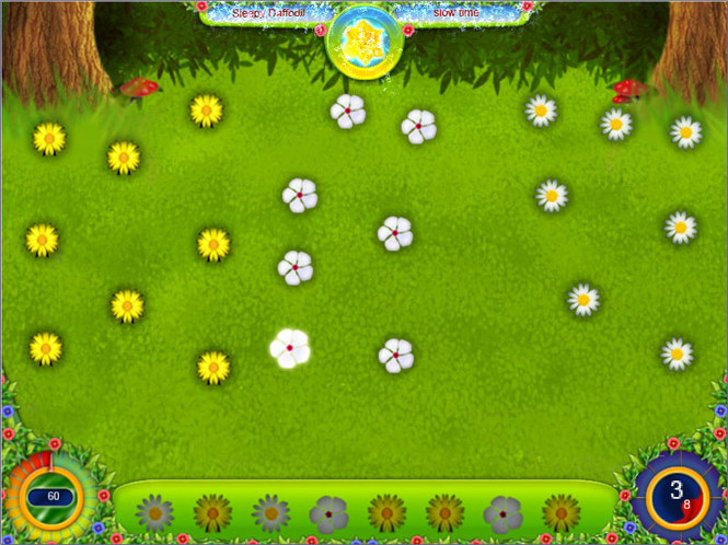 Mystic Flower Screenshot 1