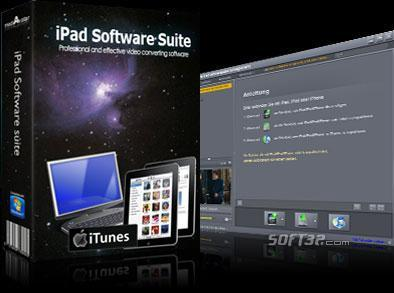 mediAvatar iPad Software Suite Screenshot 3