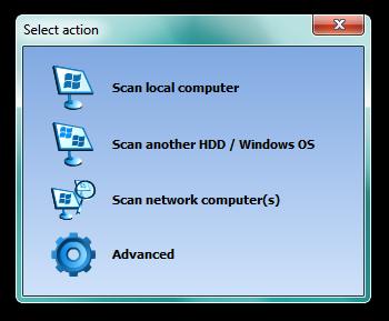 Recover Keys Screenshot 4