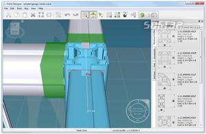 FrameXpert Frame Designer Screenshot 3
