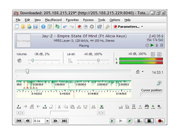 Total Recorder Developer Edition Screenshot