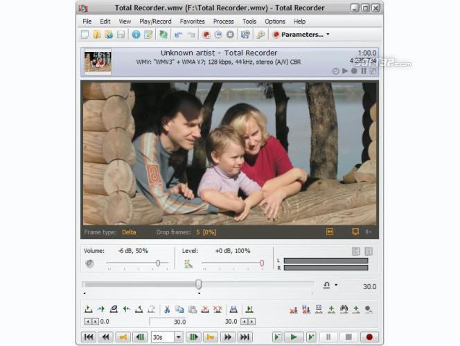 Total Recorder Developer Edition Screenshot 3