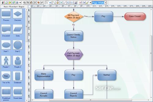 Edraw Diagram Component Screenshot 3