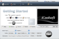 iCoolsoft DVD to Apple TV Converter Mac 1