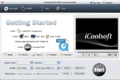 iCoolsoft DVD to MOV Converter for Mac 1