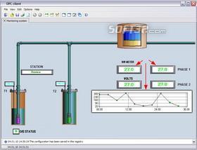 OPC Scada Viewer Screenshot 2