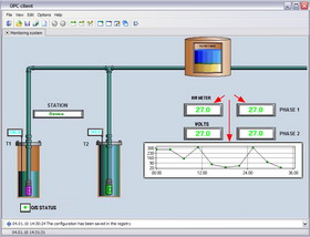 OPC Scada Viewer Screenshot