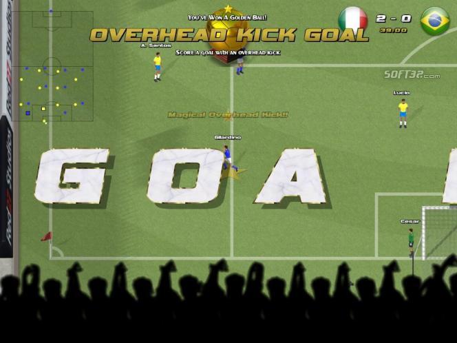 Awesome Soccer World 2010 Screenshot 3