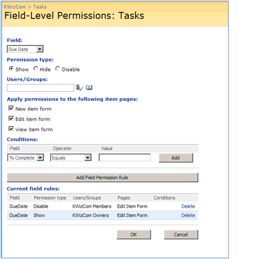 SharePoint Forms Bundle Screenshot