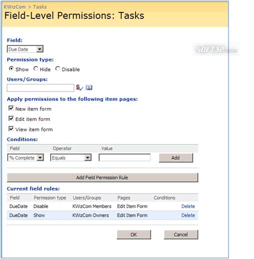 SharePoint Forms Bundle Screenshot 3