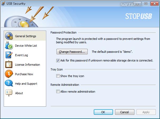 USB Security Screenshot 3
