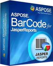Aspose.BarCode for JasperReports Screenshot 1