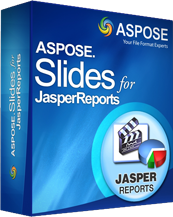 Aspose.Slides for JasperReports Screenshot