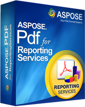 Aspose.Pdf for Reporting Services Screenshot