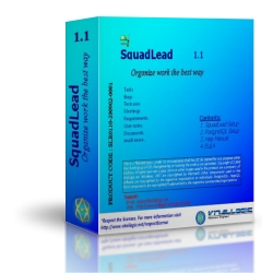 SquadLead Screenshot 1