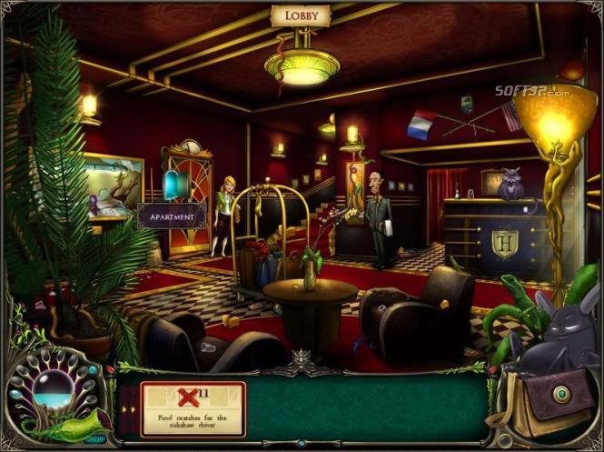 Brunhilda and the Dark Crystal Screenshot 2