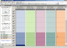 Public Calendar Choice for Outlook Screenshot 1