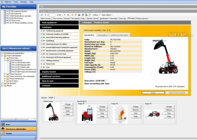 Rental Management Software|PreferRent Screenshot
