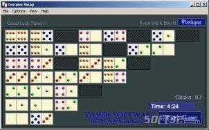 Tams11 Domino Swap Screenshot 3