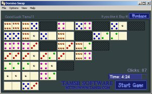 Tams11 Domino Swap Screenshot