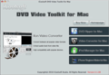 iCoolsoft DVD Video Toolkit for Mac 1