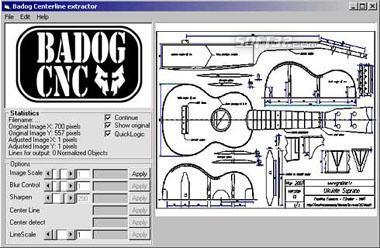 Badog Vectorize Screenshot 2