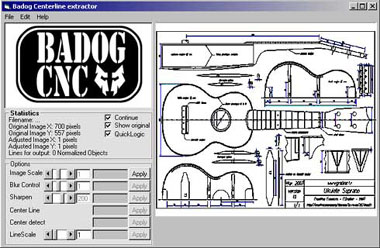 Badog Vectorize Screenshot