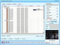 DDVideo DVD to 3GP Converter Gain Screenshot 1