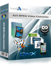 mediAvatar AVI MPEG Video Converter Screenshot