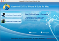 Aiseesoft DVD to iPhone 4 Suite for Mac 1