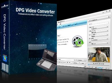 mediAvatar DPG Converter Screenshot