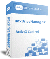 aaxDriveManager Screenshot