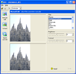Abacre Photo Editor Screenshot