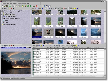 ABC-View Manager Screenshot