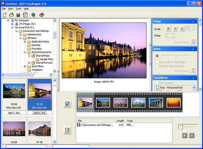 ACD FotoAngelo Screenshot 1