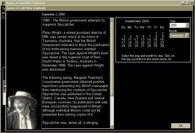 AMC Spies: A Cold War Daybook Screenshot 1
