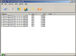 Audio-Mp3 Convert Expert Screenshot