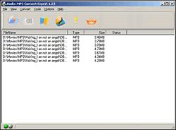 Audio-Mp3 Convert Expert Screenshot 1