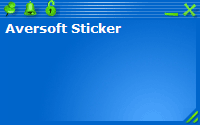 Aversoft Sticker Screenshot 1