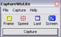 CaptureWizLite Screen Capture 1