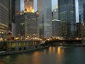 Chicago - Dusk to Dark Screensaver 1