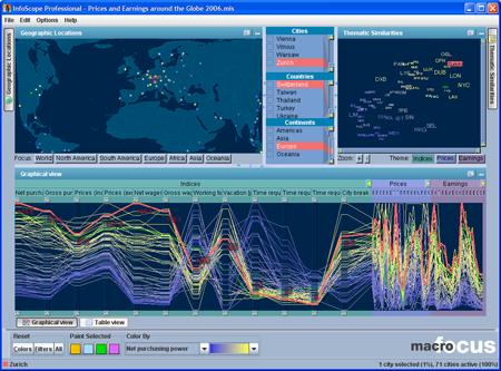 InfoScope Screenshot 1