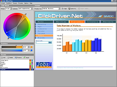 Color Wheel Pro Screenshot